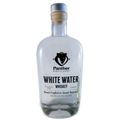 Panther White Water Whiskey 750ml