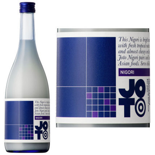 Joto The Blue One Junmai Nigori Sake 720ML