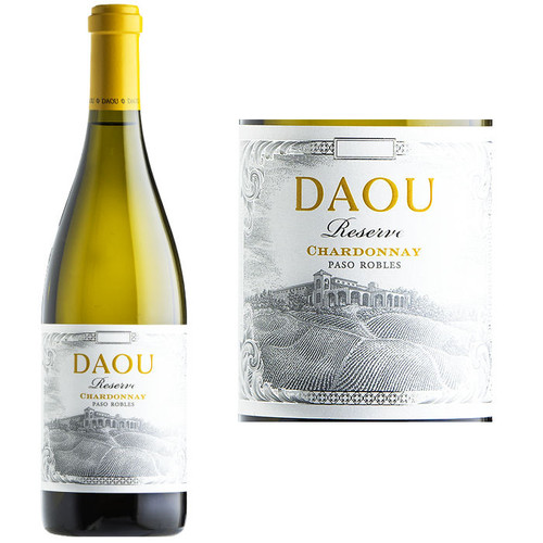 Daou Reserve Paso Robles Chardonnay