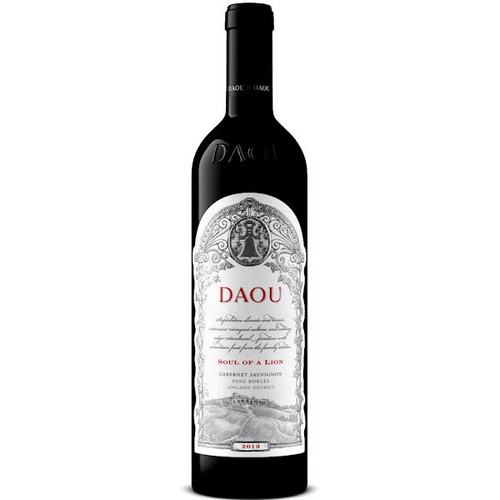 Daou Soul of a Lion Paso Robles Cabernet