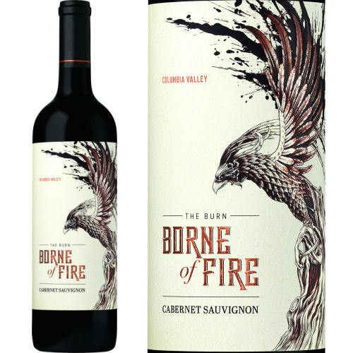 Borne of Fire Columbia Valley Cabernet Washington 2017