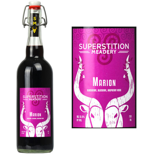 Superstition Meadery Marion Honey Wine 750ml