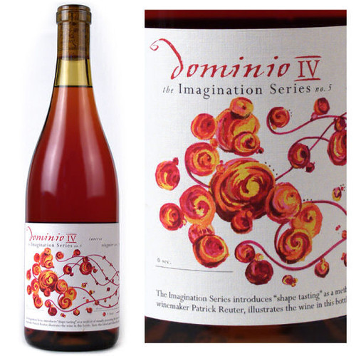 Dominio IV Imagination Series No. 5 Inverse Rose