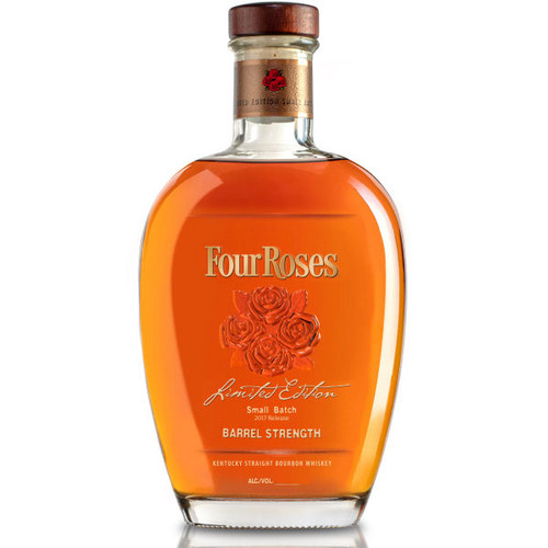 Four Roses Limited Edition Small Batch Kentucky Straight Bourbon Whiskey 2017 750ml