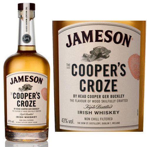 Jameson Cooper's Croze Irish Whiskey 750ml