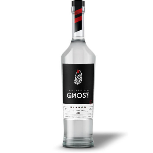 Ghost Pepper Infused Blanco Tequila 750ml