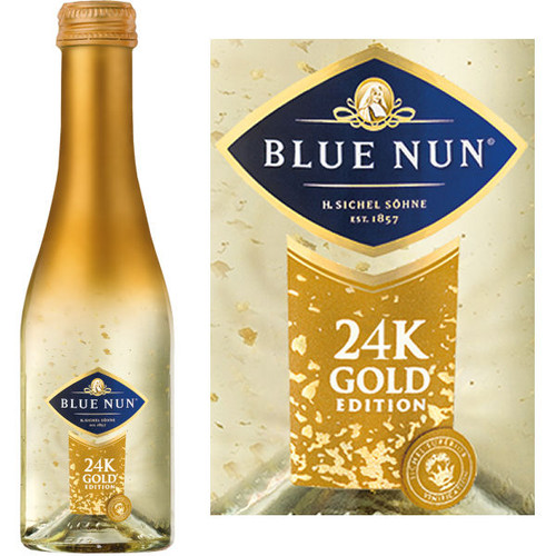 Blue Nun 24K Gold Edition Sparkling NV 187ml
