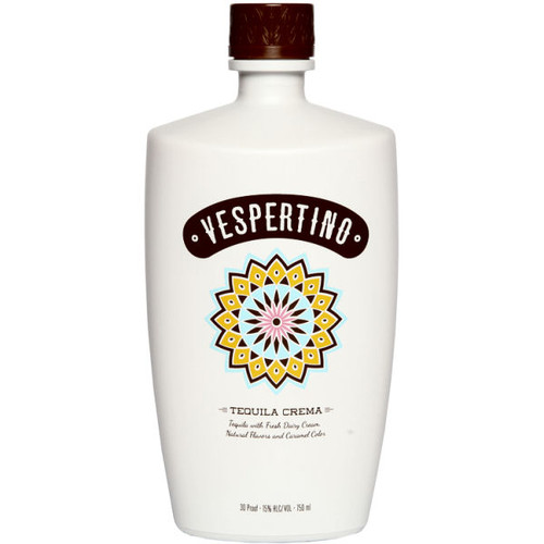 Vespertino Tequila Crema 750ml