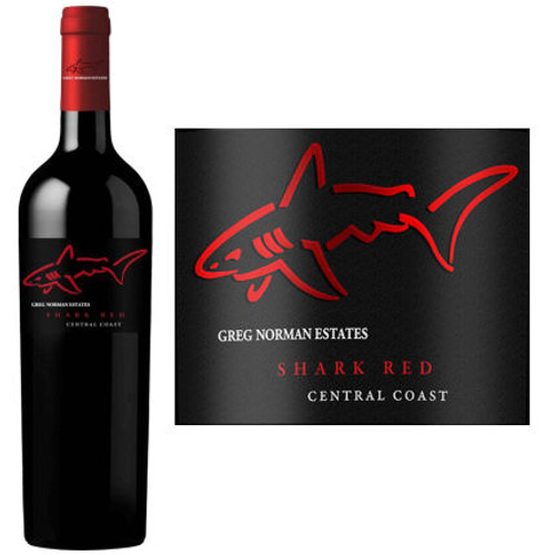 Greg Norman Estates Shark Red Central Coast
