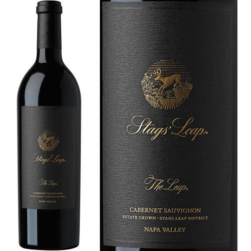 Stags' Leap Winery Estate The Leap Napa Cabernet