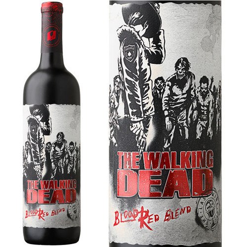 The Walking Dead California Blood Sangiovese