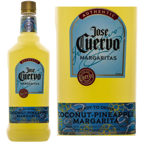 Jose Cuervo Ready To Drink Pink Lemonade Margarita 1 75l