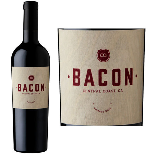 Bacon Central Coast Red Blend