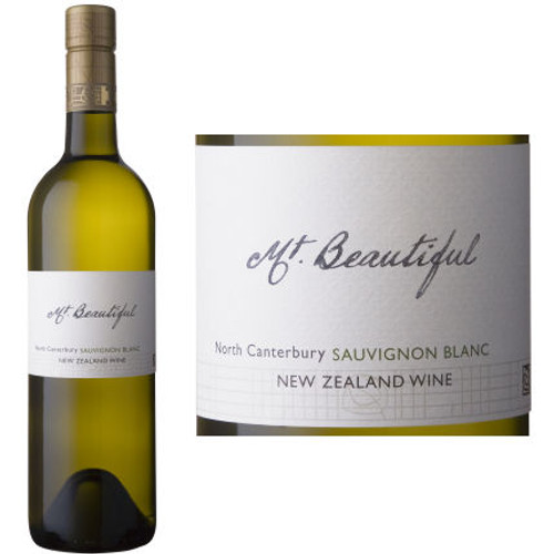Mt. Beautiful North Canterbury Sauvignon Blanc