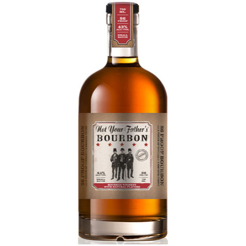 Small Town Craft Spirits Not Your Father's Bourbon 750ML