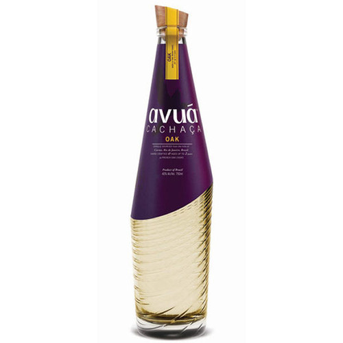 Avua Oak Cachaca Brazilian Rum 750ml