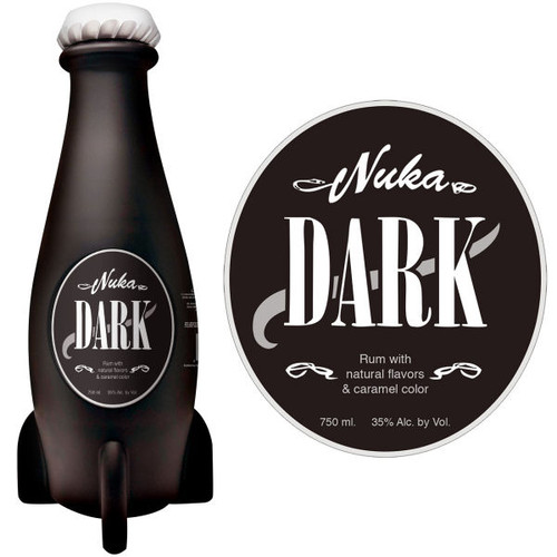 Nuka Dark Rum 750ml