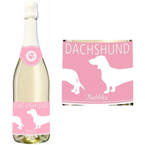 Dachshund Bubbles Sparkling NV (Germany)