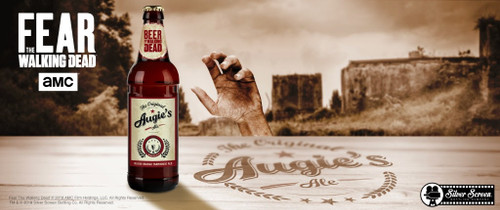The Original Augie's Ale 12oz 6 Pack SHIPPING BY JANUARY 1, 2019