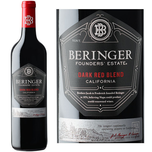 Beringer Founders' Estate California Dark Red Blend