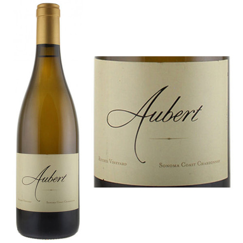 Aubert Ritchie Vineyard Sonoma Coast Chardonnay