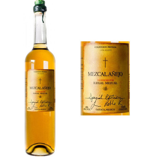 Ilegal Anejo Mezcal 750ml