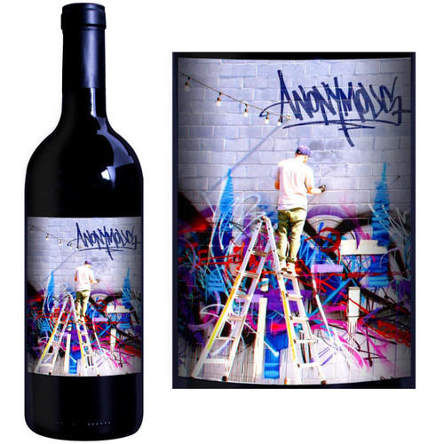 1849 Wine Company Anonymous Napa Premium Red Wine Blend