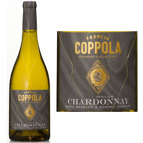 Francis Coppola Diamond Collection Black Label Pavilion Chardonnay