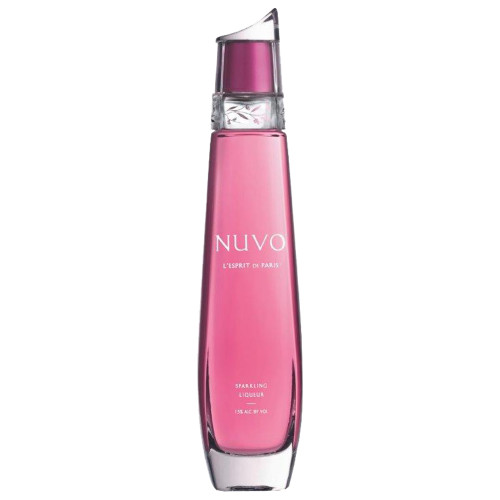 NUVO French Sparkling Vodka Liqueur 750ml