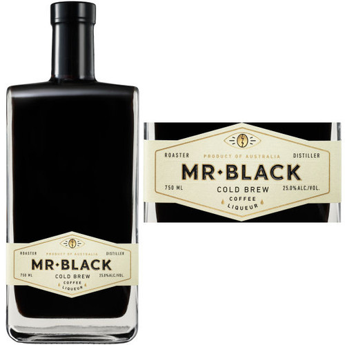 Mr. Black Cold Brew Coffee Liqueur 750ml