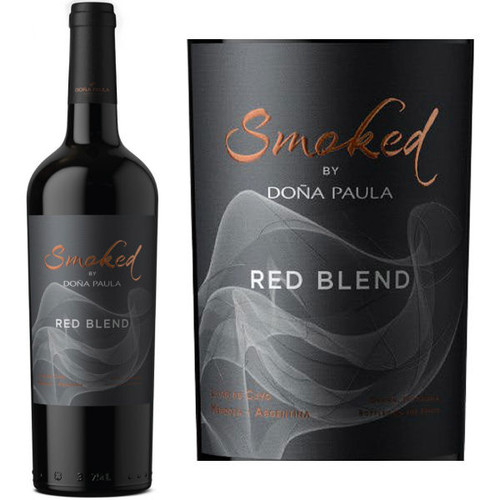 Smoked by Dona Paula Lujan de Cuyo Red Blend