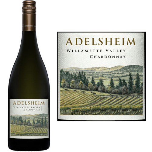 Adelsheim Willamette Chardonnay Oregon