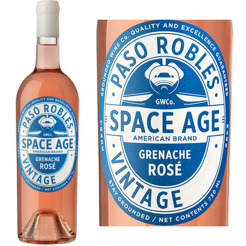 Space Age Paso Robles Rose