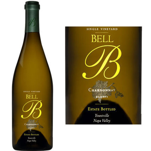 Bell Cellars Estate Reserve Yountville Chardonnay