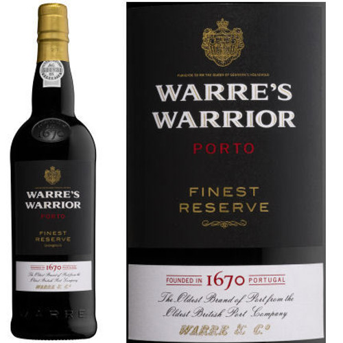 Warre's Warrior Special Reserve Port