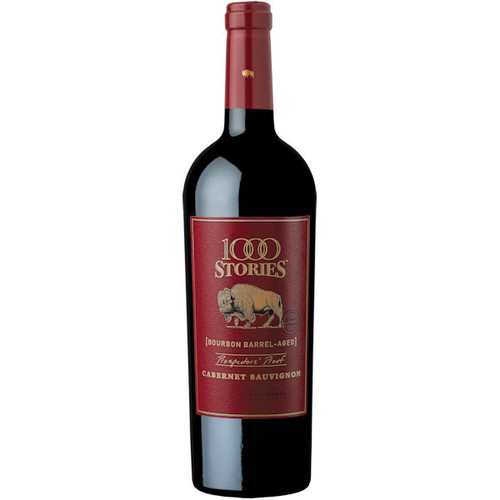 1000 Stories Bourbon Barrel Aged Cabernet
