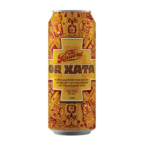 The Bruery Or Xata Blonde Ale 16oz 4 Pack Cans
