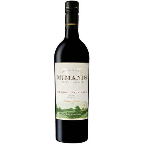 McManis Family California Cabernet
