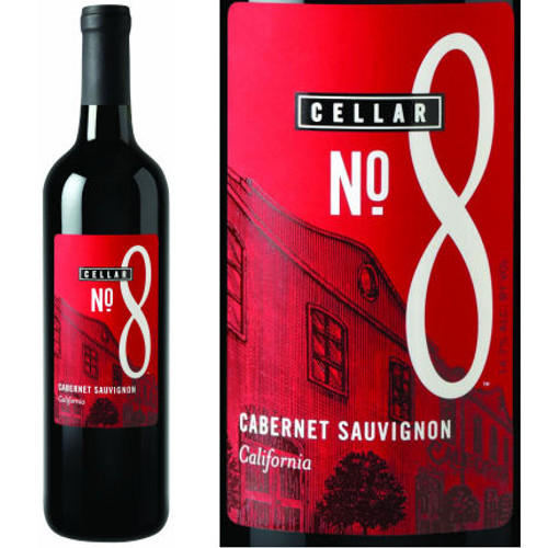 Cellar #8 California Cabernet