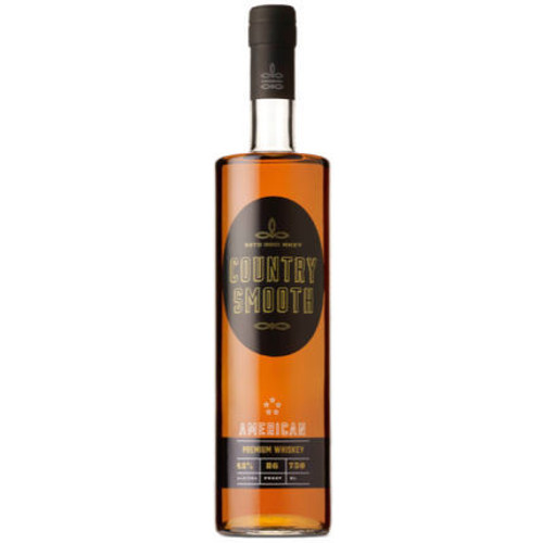 Country Smooth Premium American Whiskey 750ml
