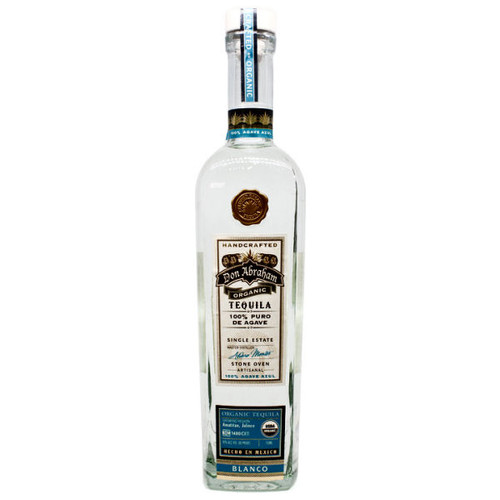 Don Abraham Organic Blanco 750ml