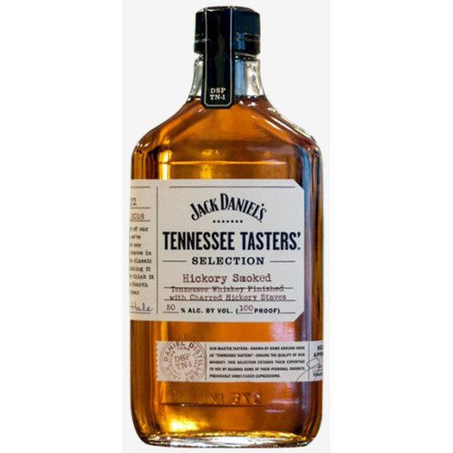 Jack Daniels Tennessee Tasters' Selection Hickory Smoked Whiskey 375ml