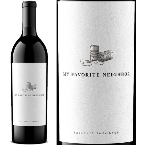 Booker My Favorite Neighbor Paso Robles Red Blend