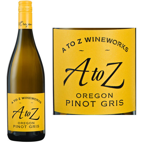 A to Z Wineworks Oregon Pinot Gris