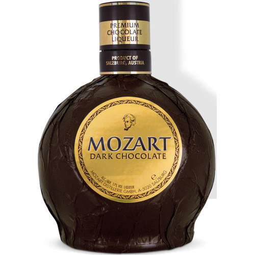 Mozart DARK Chocolate Cream Liqueur 750ml