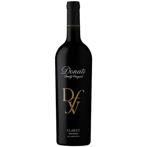 Donati Family Vineyard Paicines Central Coast Claret