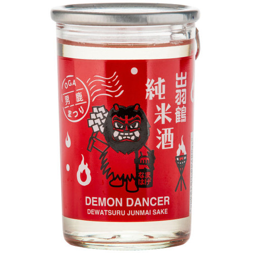 Dewatsuru Demon Dancer Junmai Sake
