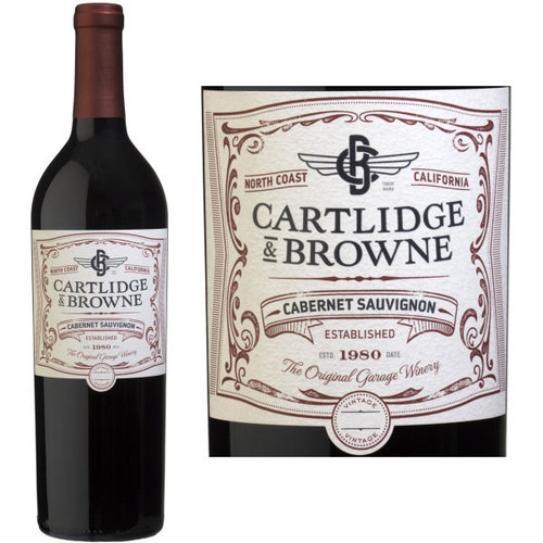 Cartlidge & Browne North Coast Cabernet