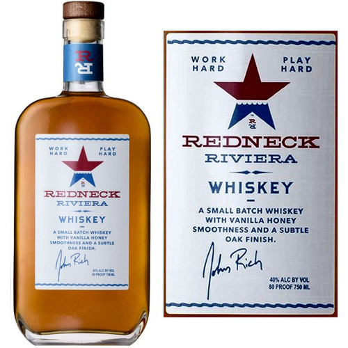 Redneck Riviera American Blended Whiskey 750ml