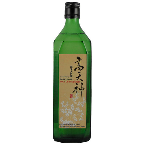 Takatenjin Soul Of The Sensei Junmai Daiginjo Sake 300ml